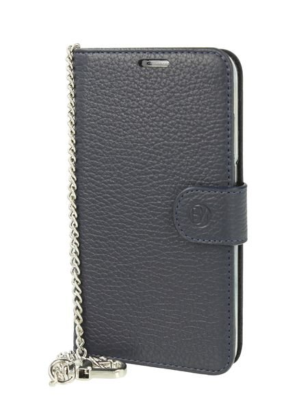 BYBI Smart Accessories Lovely Paris Donker Blauw Samsung Galaxy S6