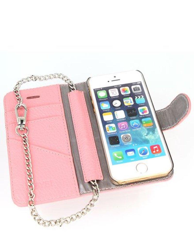 BYBI Lifestyle Fashion Brand Lovely Paris Roze iPhone 5S/5