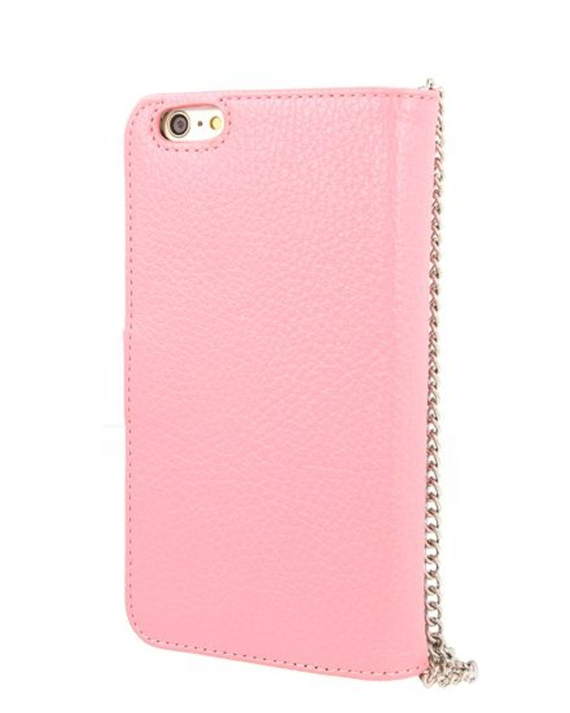 BYBI Lifestyle Fashion Brand Lovely Paris Roze iPhone 6S/6 Plus