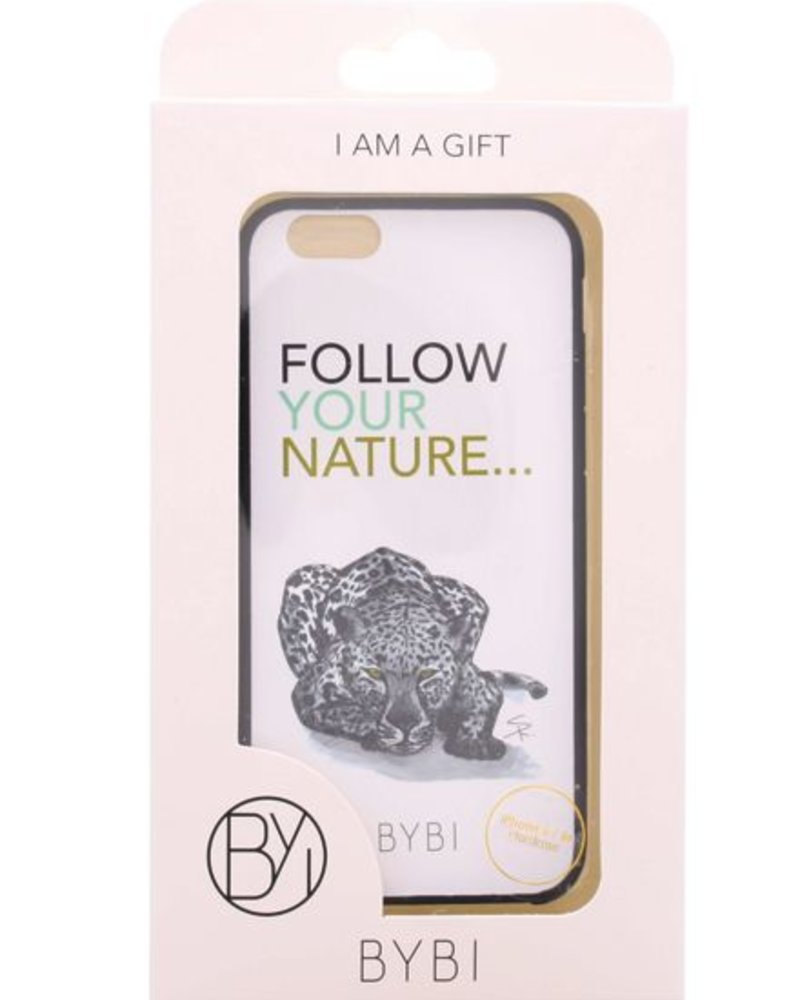 BYBI Lifestyle Fashion Brand Follow Your Nature iPhone 6S/6