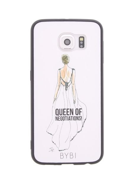 BYBI Lifestyle Fashion Brand Queen Of Negotiation Samsung Galaxy S6