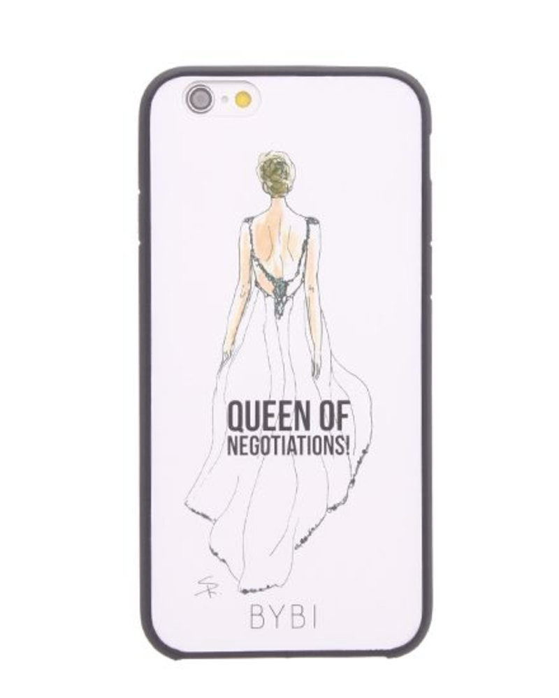 BYBI Lifestyle Fashion Brand Queen Of Negotiation iPhone 6S/6