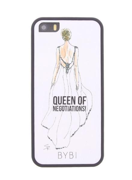 BYBI Smart Accessories Queen Of Negotiation iPhone 5S/5