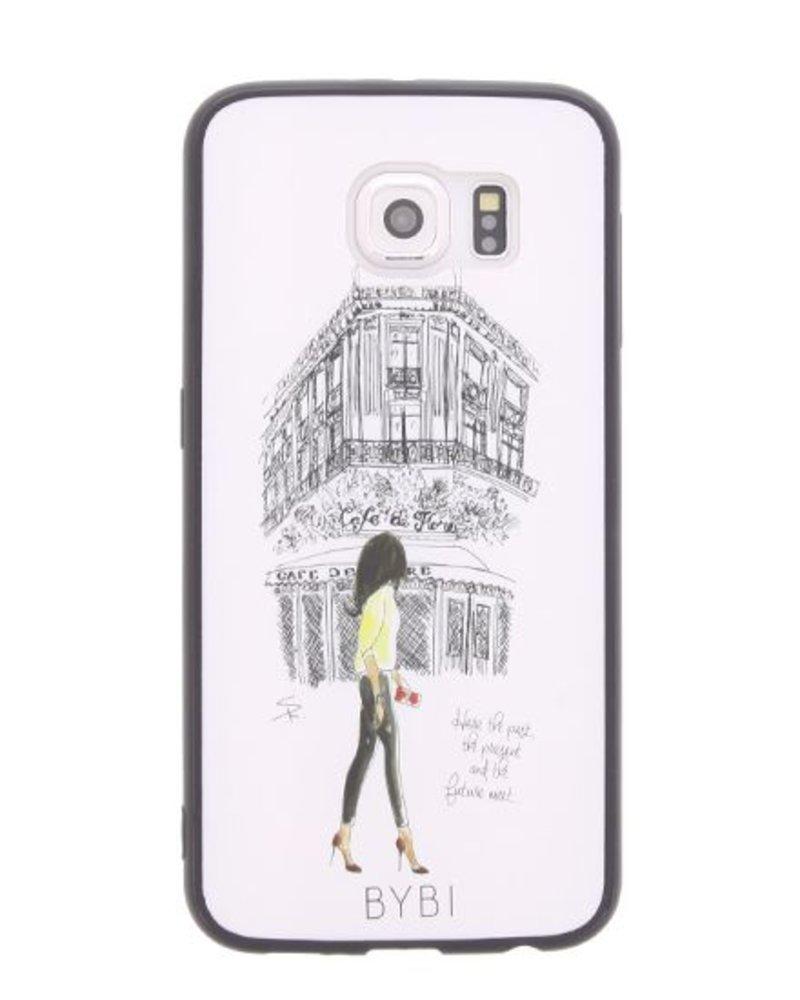 BYBI Lifestyle Fashion Brand Cafe De Flore Samsung Galaxy S6