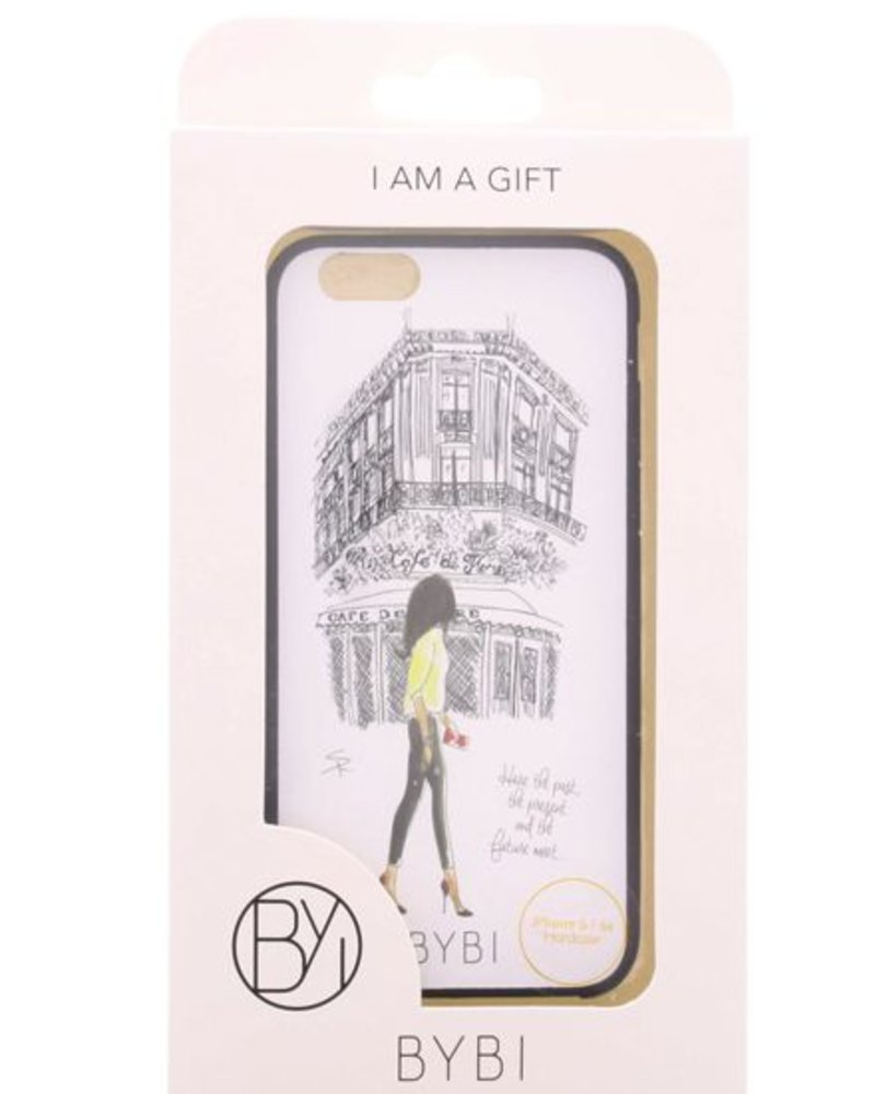 BYBI Lifestyle Fashion Brand Cafe De Flore iPhone 6S/6