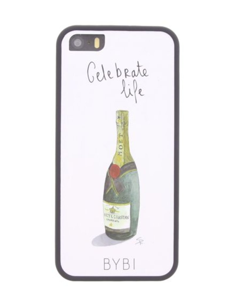 BYBI Lifestyle Fashion Brand Celebrate Life iPhone SE