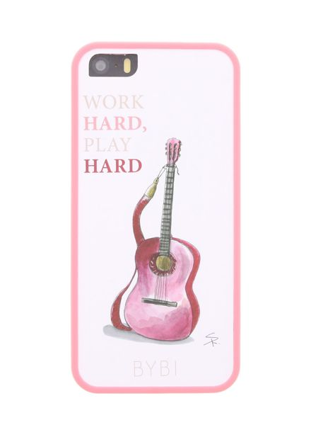 BYBI Smart Accessories Work Hard, Play Hard iPhone 5S/5