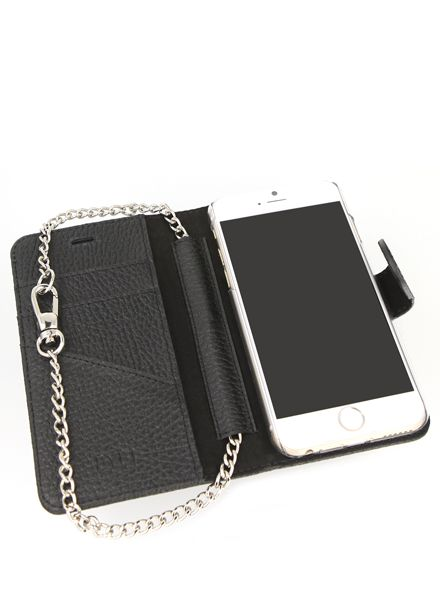 BYBI Smart Accessories Patch Red Lips Zwart iPhone 6S/6