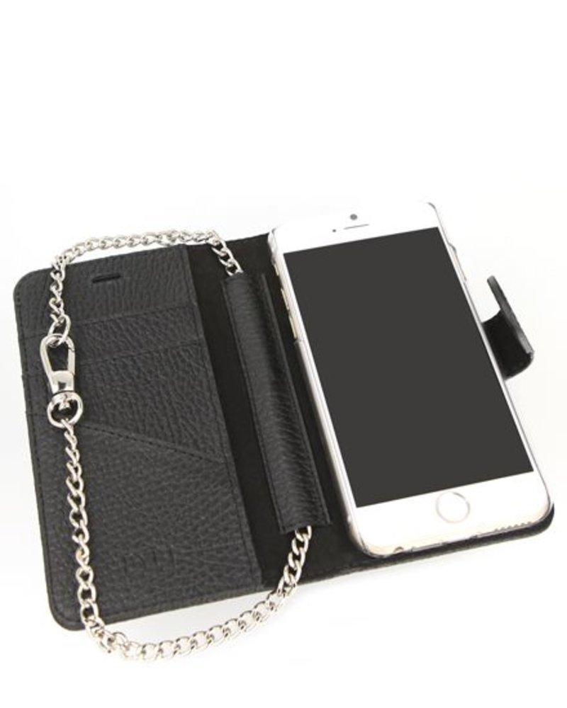 BYBI Lifestyle Fashion Brand Patch Wow Zwart iPhone 6S/6
