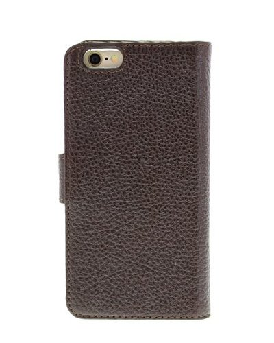 BYBI Smart Accessories Classic Donker Bruin iPhone 6S/6 Plus