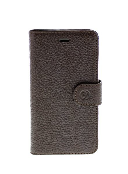 BYBI Lifestyle Fashion Brand Classic Donker Bruin iPhone 6S/6