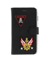 BYBI Smart Accessories Patch Poisson Zwart iPhone 6S/6 Plus