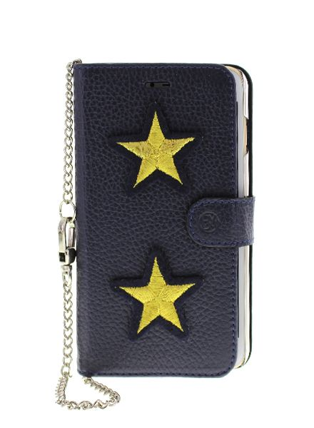 BYBI Smart Accessories  Patch Stars Blauw iPhone 6S/6 Plus