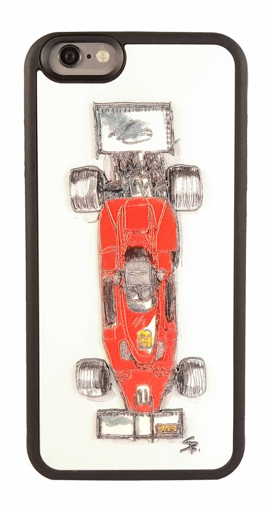 UpCases 3D Formule1 auto hoesje
