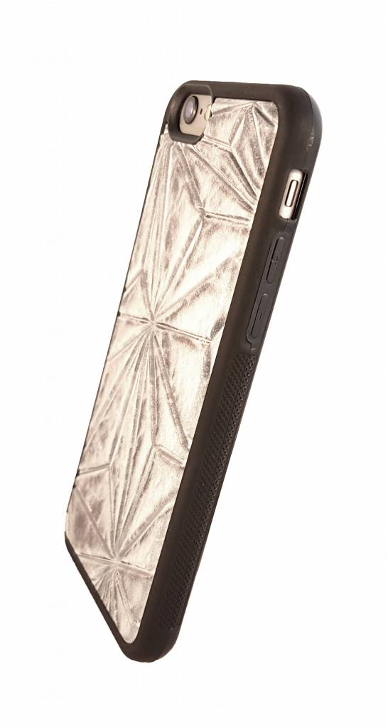 UpCases 3D Silver Triangle hoesje