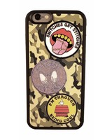 UpCases 3D Badge  Army hoesje