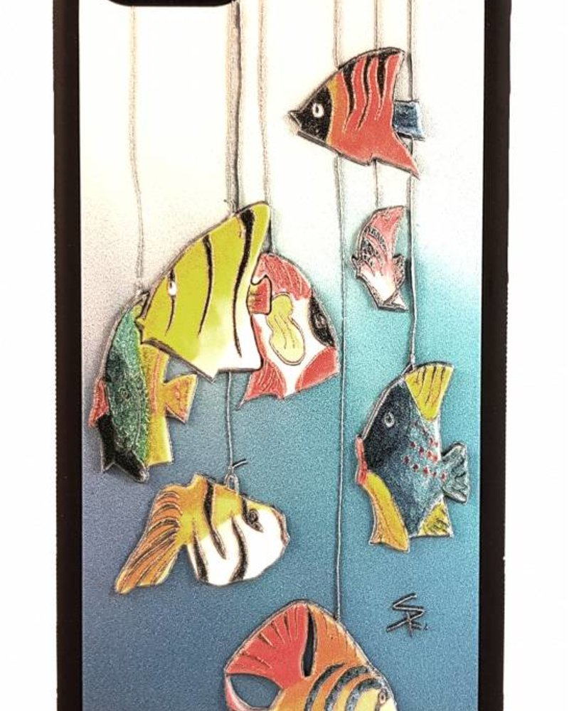 UpCases 3D Fish hoesje