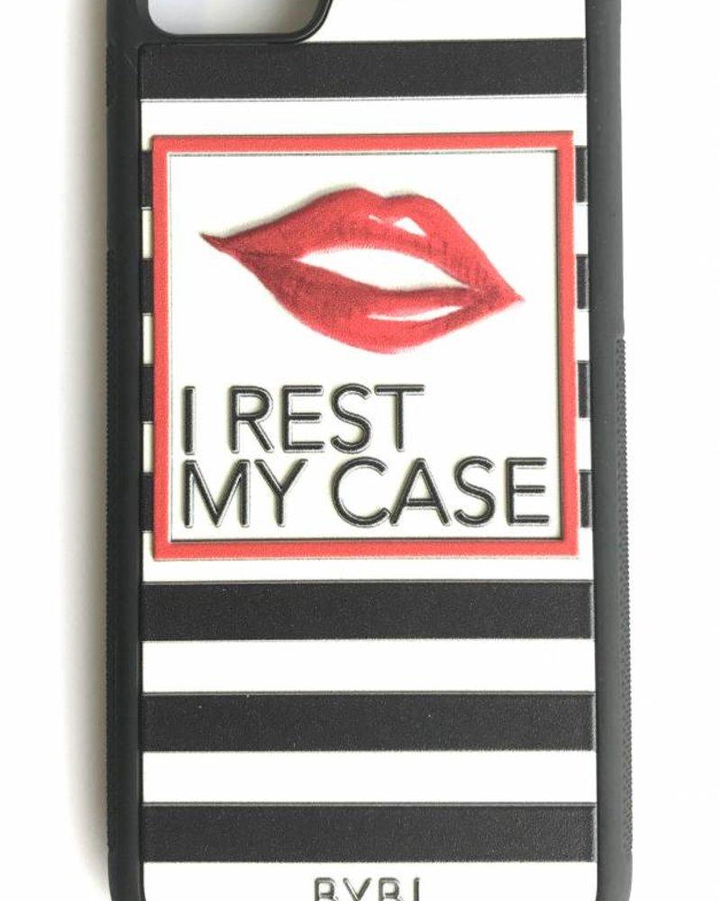 BYBI Lifestyle Fashion Brand 3D I Rest My Case hoesje