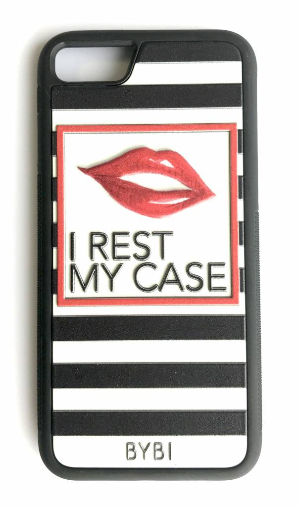 BYBI Smart Accessories 3D I Rest My Case hoesje