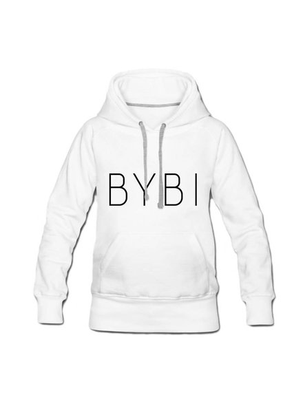 BYBI Smart Accessories BYBI Hoodie wit