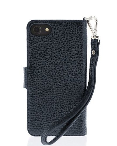 BYBI Lifestyle Fashion Brand Classic Donker Blauw iPhone 8