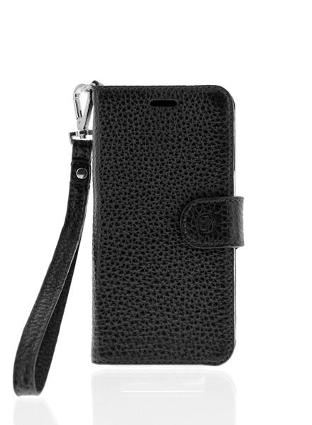BYBI Lifestyle Fashion Brand Classic Zwart iPhone 8