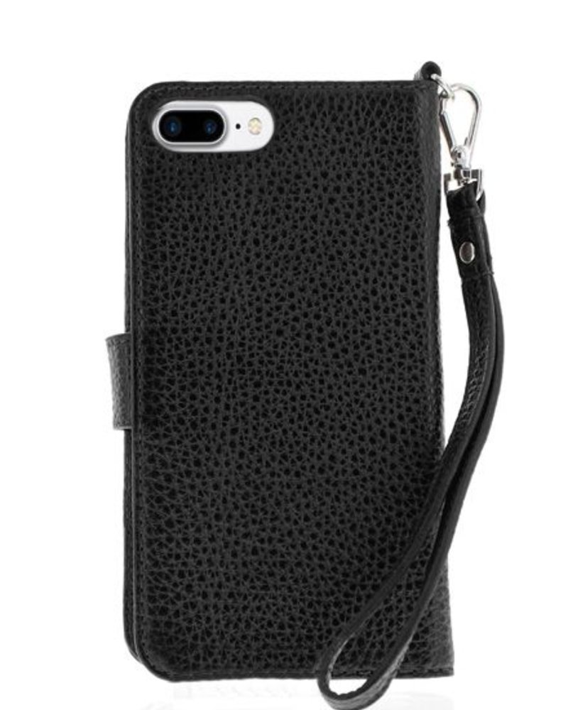BYBI Lifestyle Fashion Brand Classic Zwart iPhone 8  Plus