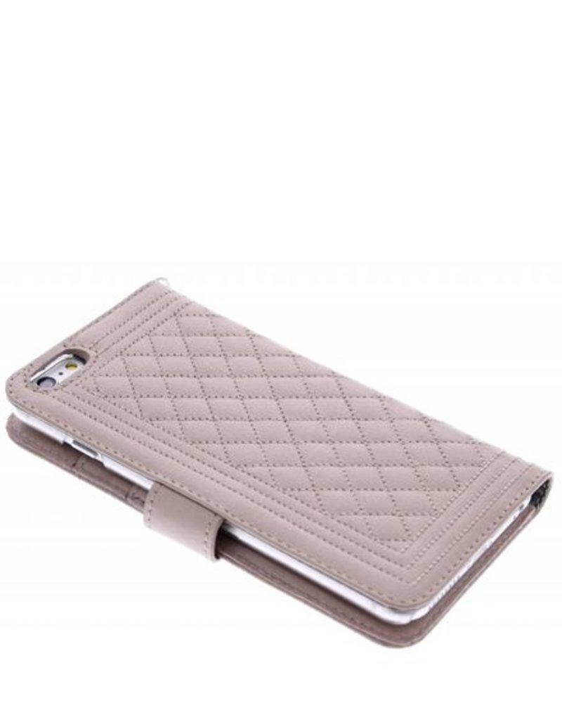 BYBI Lifestyle Fashion Brand Dazzling New York Hoesje Rose Metallic iPhone 8 Plus