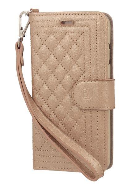 BYBI Lifestyle Fashion Brand Dazzling New York Case Rose Metallic iPhone 8