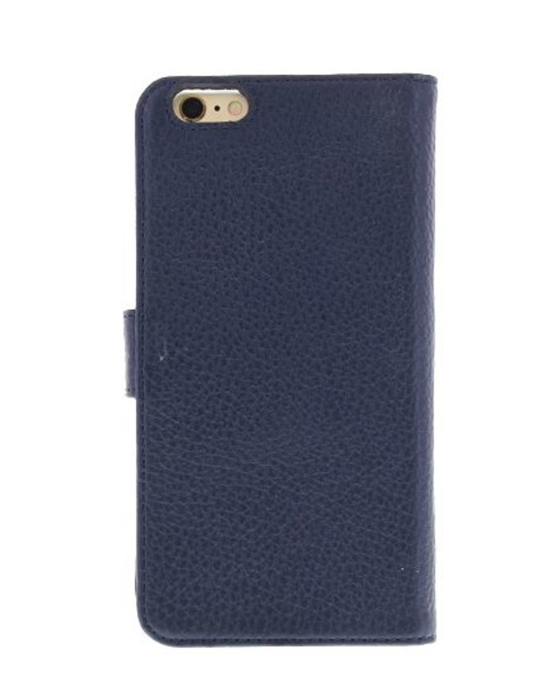 BYBI Lifestyle Fashion Brand Classic Donker Blauw iPhone 8 Plus