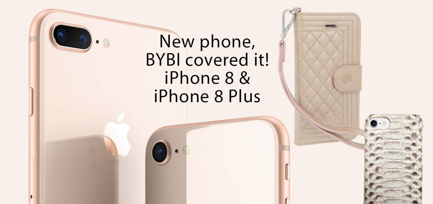 BYBI iPhone 8 & iPhone 8 Plus