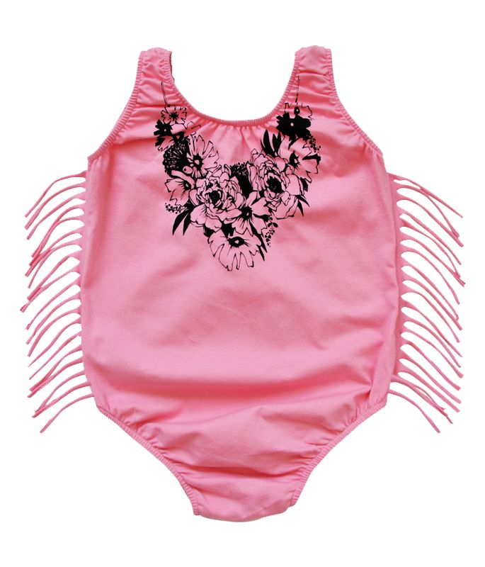 Petitbo Suny swimsuit pink