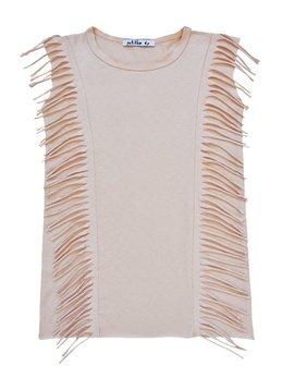 Petitbo Birdi dress soft pink