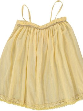 Dress Citron yellow