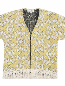 Jacket Abby Yellow