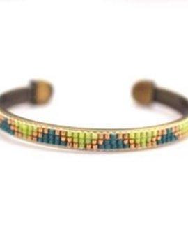 Nilu Bracelet The Miyuki Bangle