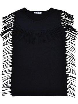 Petitbo Dress Too Black