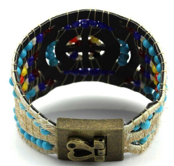 Nilu The glitter gold bracelet