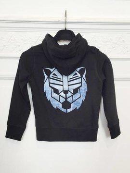 Beest black hoodie simba