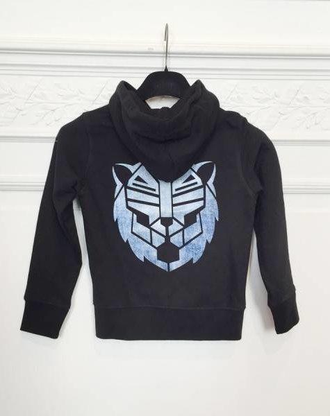 black hoodie simba