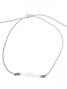 Mini love bracelet rope kids