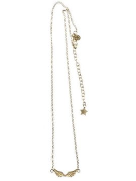 Betty Bogaers Short wings necklace G
