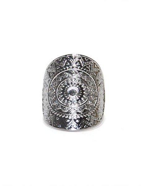 Nilu Nilu silver ring