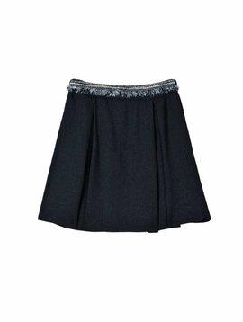 Carminn black skirt