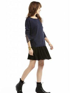 Pull Charlize navy blue