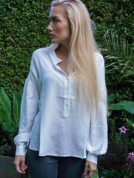 My Sunday Morning Dorothée blouse offwhite: only 1 left