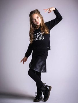 Jacky Luxury Pull New York is the thing- enfants: 2 DERNIERS PIECES