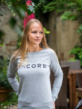 Miss Milla EN CORE sweat women grijs