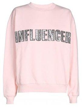 O'Rèn Sweater – INFLUENCER pink paillet