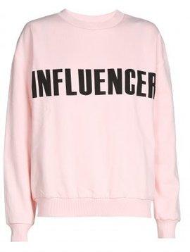O'Rèn Sweater – INFLUENCER pink basic